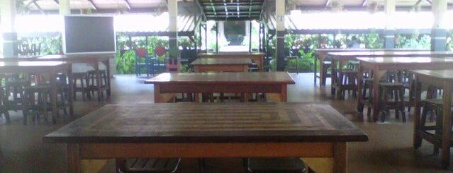 Warung Nasi Ampera is one of Must-visit Food in Bogor.
