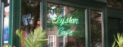 Elysian Cafe is one of Been Here.
