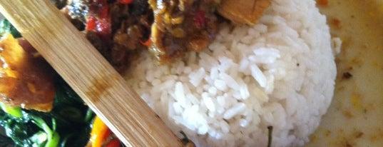 Nasi Ayam Bu Oki is one of Tempat Makan Maknyus - BALI.