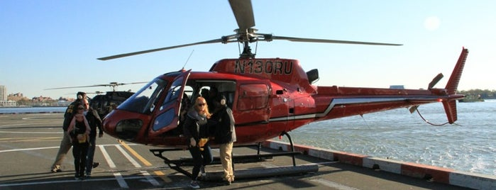 New York Helicopter Tours is one of Fun.