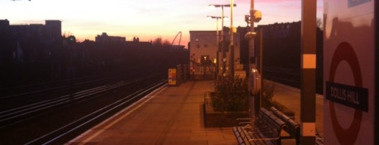 Dollis Hill London Underground Station is one of London trip.