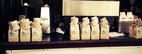 Blue Bottle Coffee is one of San Francisco, my love..