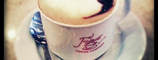 Figaro is one of Must-visit Coffee Shops in Makati City.