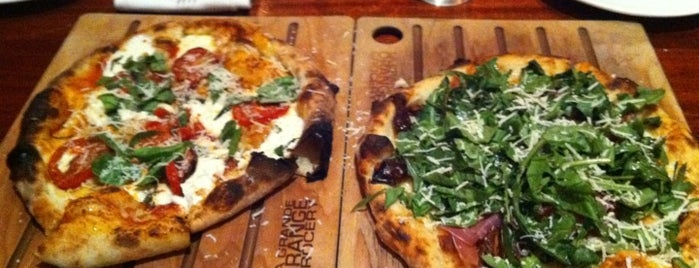 The Luggage Room Pizzeria is one of La Food, yo.