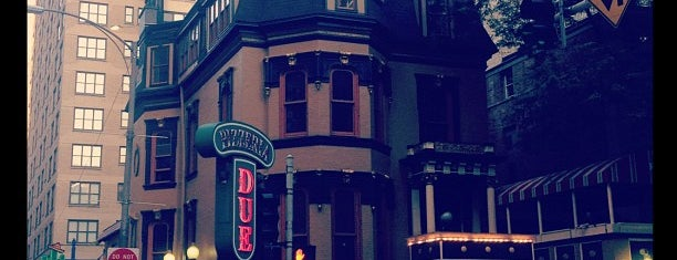 Uno Pizzeria & Grill - Chicago is one of my favorite places.