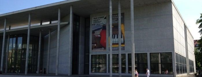 Pinakothek der Moderne is one of Munich Sights.