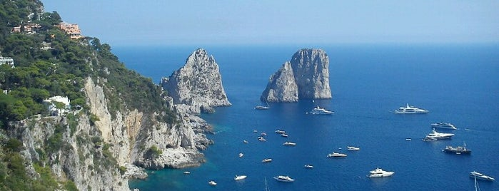 Isola di Capri is one of Italy.