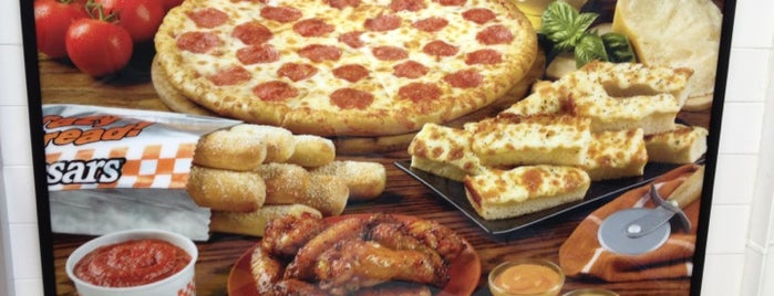 Little Caesars is one of Pizzas.