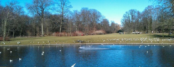 Frederiksberg Gardens is one of I Love Copenhagen! #4sqcities.