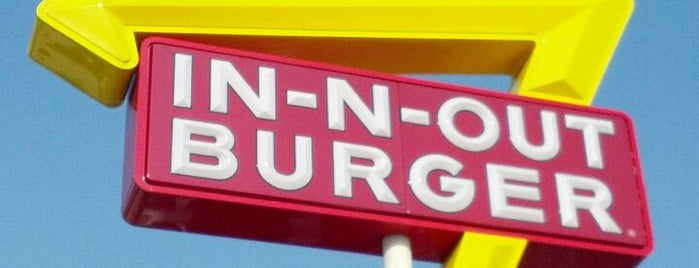 In-N-Out Burger is one of Burger Joints That Serve Burgers.