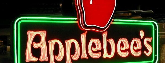 Applebee's Neighborhood Grill & Bar is one of Restaurantes.