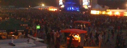 Musikfestivals in Deutschland