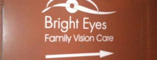 Bright Eyes Family Vision Care is one of #416by416 - Dwayne list1.