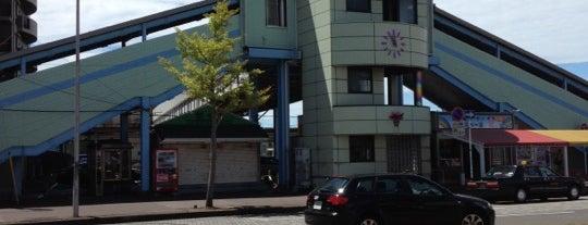 Kimitsu Station is one of 東京近郊区間主要駅.