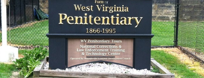 West Virginia Penitentiary is one of Family trips.