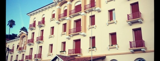 Palace Hotel is one of Hotspots WIFI Poços de Caldas.