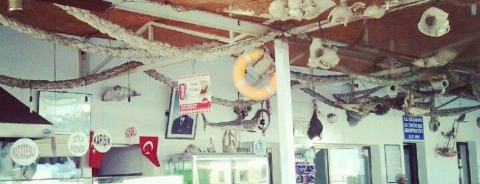 Balıkçılar Kahvesi is one of Denenenler :).