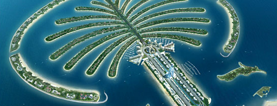 Palm Jumeirah is one of Where I have been.