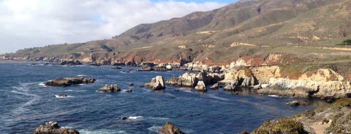 Garrapata State Park is one of Attractions to Visit.