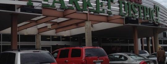Market District Supermarket is one of Favorites.