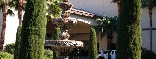 The Tuscany Suites & Casino is one of Casinos.