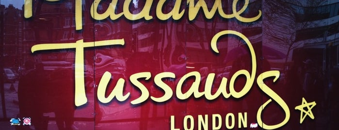 Madame Tussauds is one of London as a local.