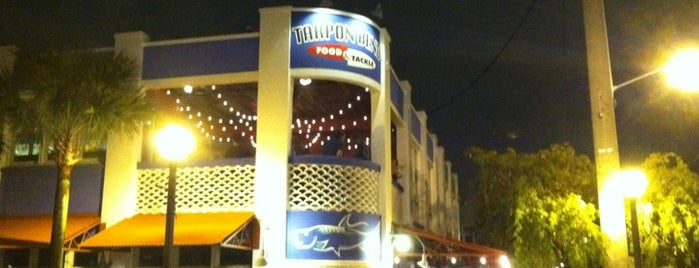 Tarpon Bend Food & Tackle is one of Places to Drink.