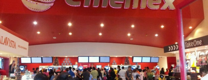 Cinemex is one of Diana.