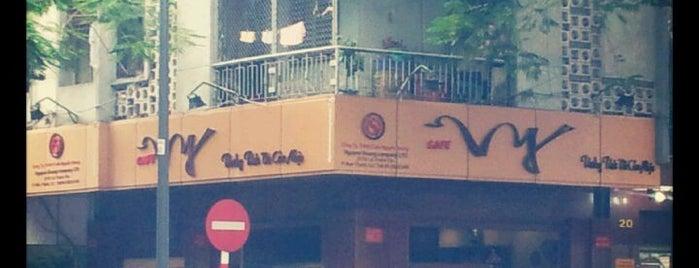 Cafe Vy is one of Café nhé:.