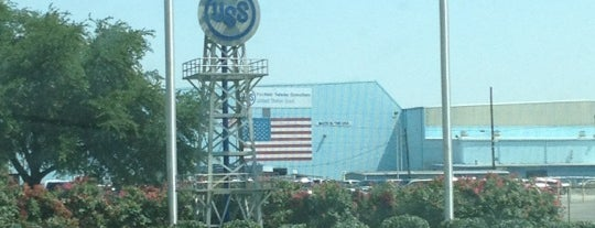 US steel pipe mill is one of Steel City.
