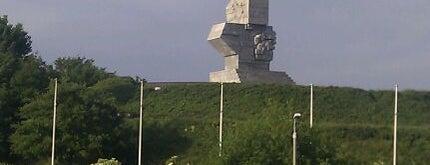 Westerplatte is one of Гданьск - онлайн путеводитель.