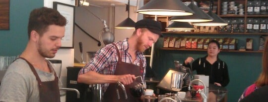 Johan & Nyström is one of Coffee to drink in CNW Europe.