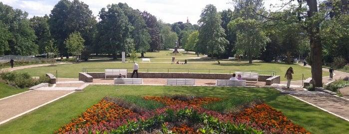 Kieler Schlossgarten is one of Mein Deutschland.