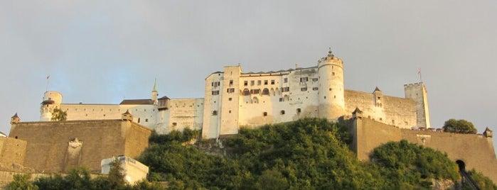 Festung Hohensalzburg is one of SALZBURG SEE&DO&EAT&DRINK.