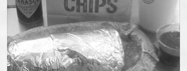 Chipotle Mexican Grill is one of San Fran!.