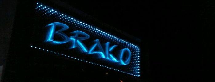 Brako Bar is one of 20 favorite restaurants.