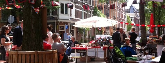 Toussaint is one of Afternoon drinks in Amsterdam.