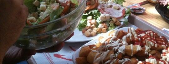 Donga Casual Food (Don gabriel Boulevard) is one of De Pintxos en Vitoria.