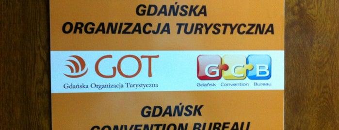 Gdansk Convention Bureau is one of Szkolenia z Inspiros.