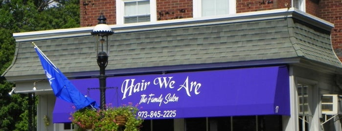 Hair We Are is one of Madison NJ.