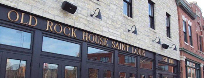 Old Rock House is one of Best Places in #STL #visitUS.