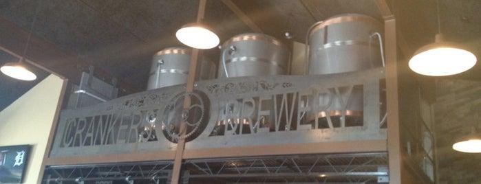 Cranker's Coney Island is one of Michigan Breweries.