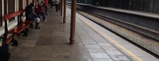Estação Caieiras (CPTM) is one of Transporte.