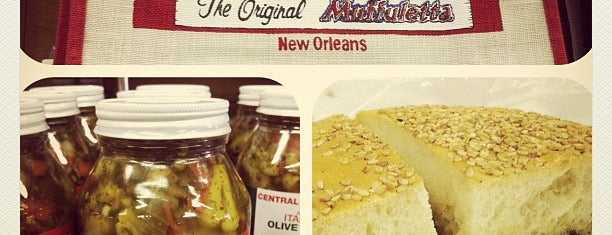 Central Grocery Co. is one of New Orleans - Laissez les bons temps rouler!.