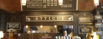 Atticus Coffee & Gifts is one of Must-visit Coffee Shops in Spokane Valley.
