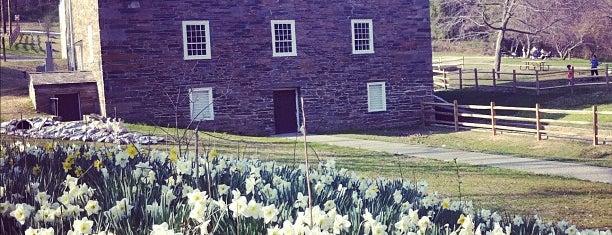 Peirce Mill is one of Members.