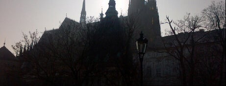 Starý královský palác is one of Historická Praha.
