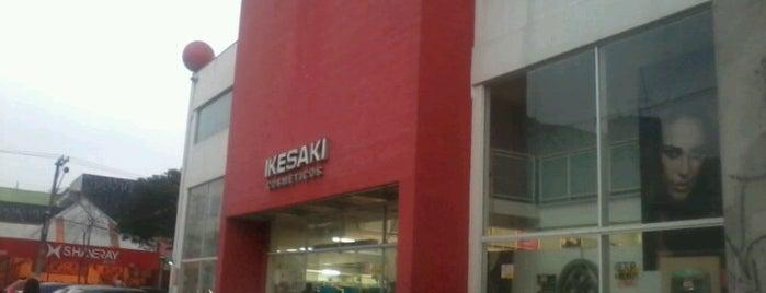 Ikesaki Cosméticos is one of Ponto de trabalho.