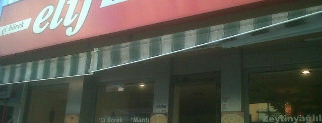 Elif Ev Yemekleri is one of İzmir 'de Salaş Mekanlar.