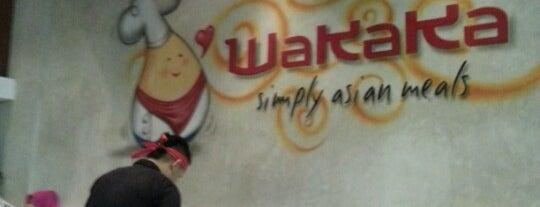 Wakaka is one of The 20 best value restaurants in cikarang.